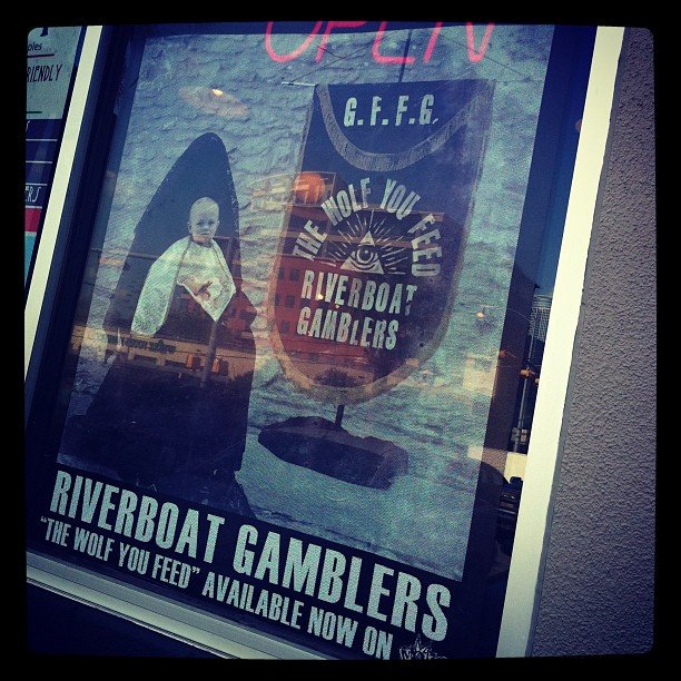 #gffg @riverboatgamblers #riverboatgamblers #waterloo #records #austin
