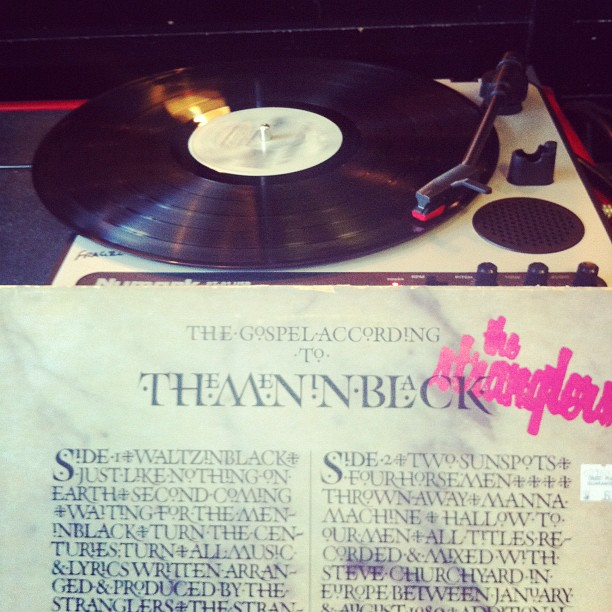#thestranglers #records #gffg
